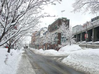 Une rue de la basse-ville